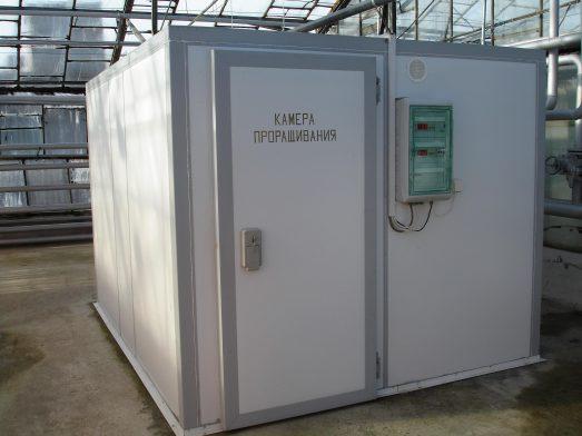 камера проращивания семян